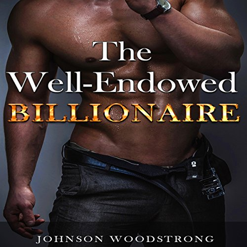 Omega: The Well-Endowed Billionaire audiobook cover art