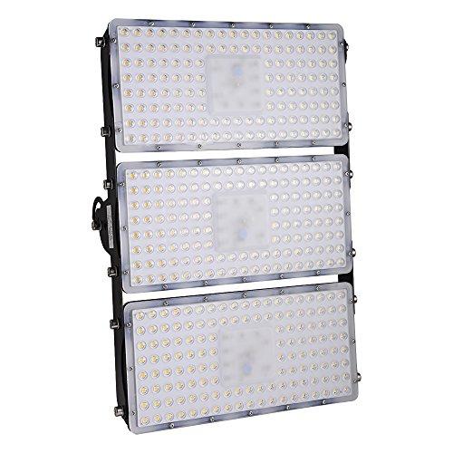 Viugreum Foco Módulo Super Brillante 300W,Focos LED Exterior Impermeable IP65,Reflector Lámpara para Exterior/Interior/Jardín/Patio, SMD2835 6500K Blanco Frío