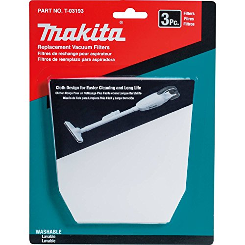 Makita Cloth Vacuum Filter for DIY surgical medical face mask pattern