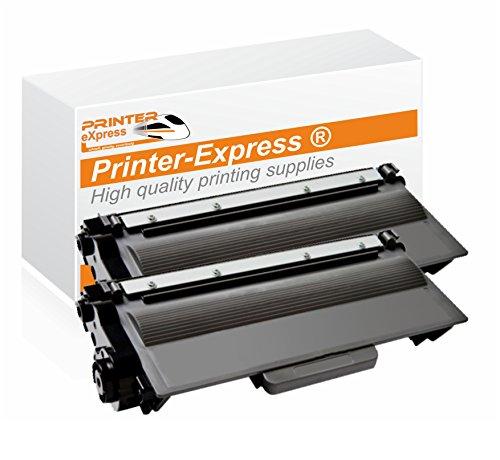 2x Printer Express XL Toner ersetzt Brother TN 3380 TN3380 fur HL 5440 HL 5440D HL 5450 HL 5450D HL 5450DN HL 5450DNT HL 5470 HL 5470DW HL 5480 HL 5480DW HL 6180 HL 6180DW HL 6180DWT DCP 8110 DCP 8110DN DCP 8250 DCP 8250DN MFC 8510 MFC 8510DN MFC 8520 MFC 8520DN MFC 8950 MFC 8950DW MFC 8950DWT HL5440 HL5440D HL5450 HL5450D HL5450DN HL5450DNT HL5470DW HL5480DW HL6180DW HL6180DWT DCP8110DN DCP8250DN MFC8510DN MFC8520DN MFC8950DW MFC8950DWT schwarz