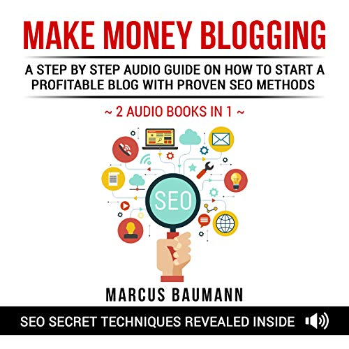 Make Money Blogging  By  cover art