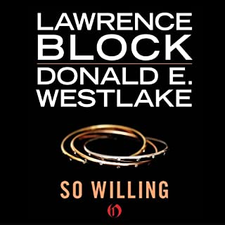 So Willing audiobook cover art