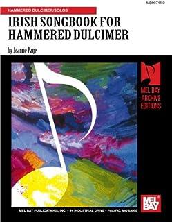 Mel Bay Irish Songbook for Hammered Dulcimer