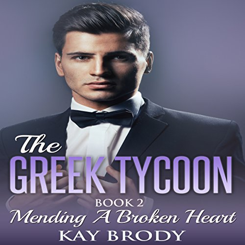 Mending a Broken Heart audiobook cover art