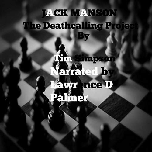 Couverture de Jack Manson: Operation Deathcalling