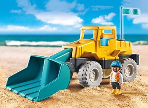 Camión perforador Playmobil 1.2.3 Sand (9145)