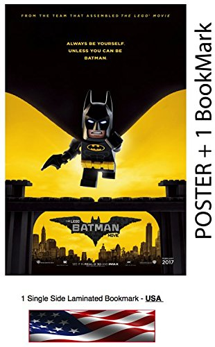The Lego Batman Movie Poster 24 x 36 Inches