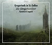 Gregorianik in St. Gallen by TRADITIONAL (2013-05-28)