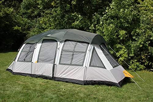 Tahoe Gear Prescott - Best budget 12 person tent