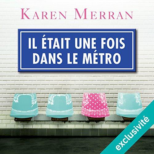 Il était une fois dans le métro audiobook cover art