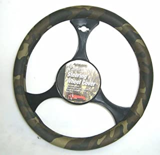 Allison Camouflage Steering Wheel Cover