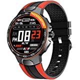 Smart Watches for Men Women, Fitness Watch with Heart Rate Monitor Sleep Tracker, 1.28