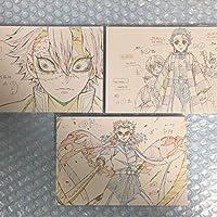 劇場版 鬼滅の刃 原画ポストカードセット A B C 全3種セット