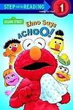 Elmo Says Achoo! (Sesame Street)[ELMO SAYS ACHOO (SESAME STREET][Paperback]