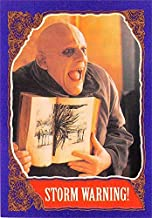 Uncle Fester Christopher Lloyd trading card Addams Family Movie Topps 1991#95