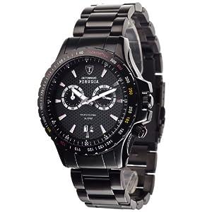 DeTomaso Perugia Black Alarm DT1030-E DT1030-E – Reloj cronógrafo