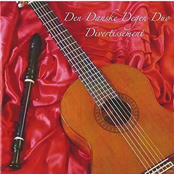 Den Danske Degen Duo Divertissement