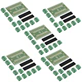 HiLetgo 5pcs Nano IO Shield DIY Nano IO Expansion Board DIY Kits for Arduino Nano