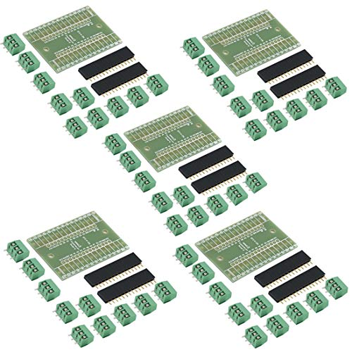 5pcs NANO IO Shield DIY Kit NANO IO Expansion Board DIY Kits for Arduino NANO