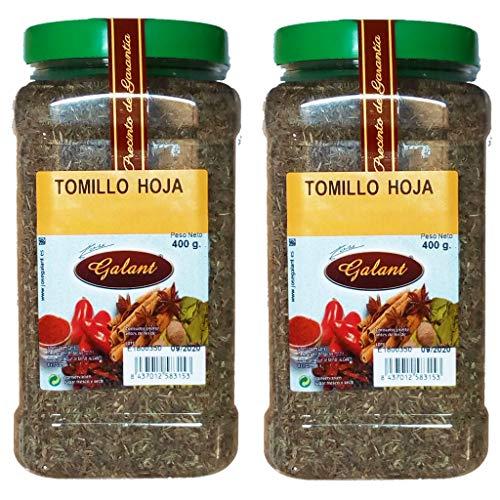 Galant - Tomillo Hoja - 2 x 400 g