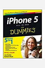 IPhone 5 All-in-One For Dummies (For Dummies (Lifestyles Paperback)) (Paperback) - Common Paperback