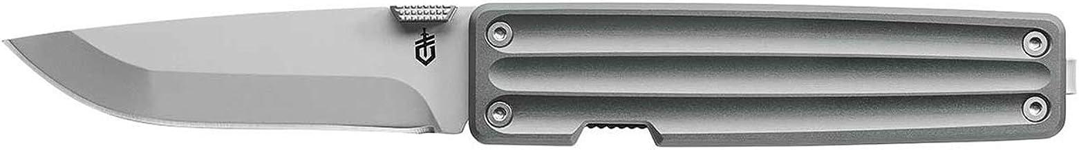 Gerber Pocket Square Messer Aluminium, One Size