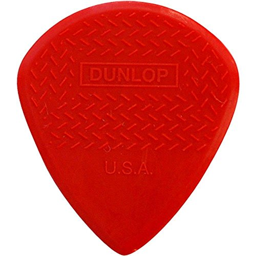 Dunlop 471R3N Max-Grip Jazz III, Red Nylon, 24/Bag