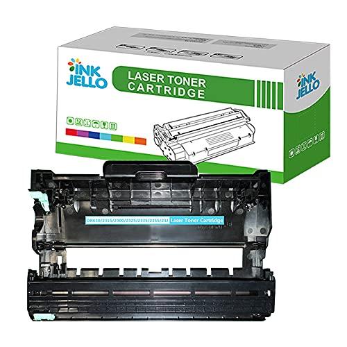 InkJello Compatibile Tamburo Unità Sostituzione Per Brother DCP-L2500D DCP-L2520DW DCP-L2540DN DCP-L2560CDN DCP-L2560CDW DCP-L2560DN DCP-L2560DW DCP-L2700DW DR2300 (singolo-Pack)