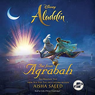 Aladdin: Far from Agrabah audiobook cover art