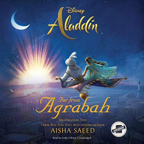 Aladdin: Far from Agrabah audiobook cover art