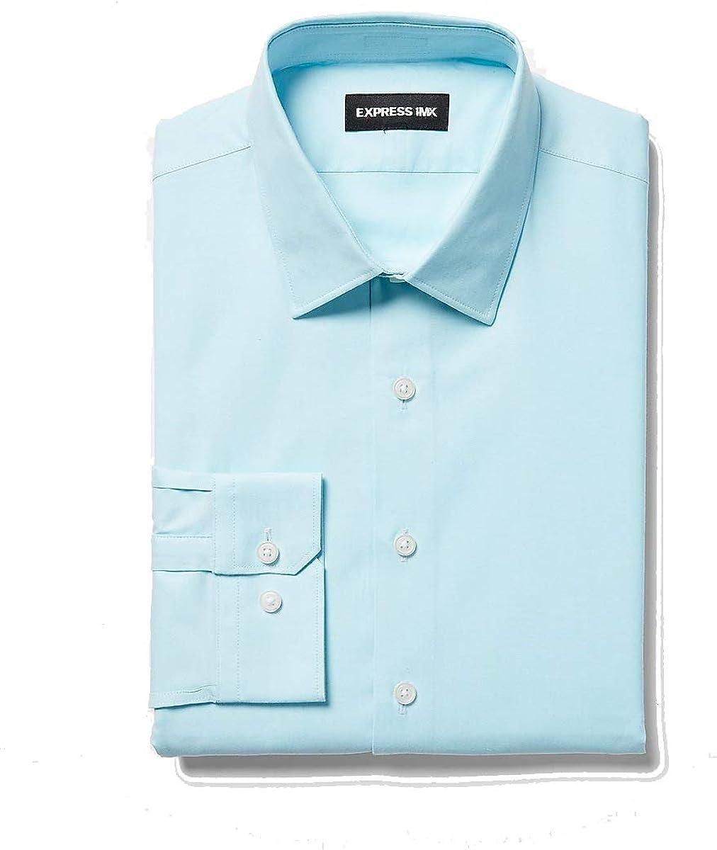 Express Slim Fit Easy Care 1MX Dress Shirt