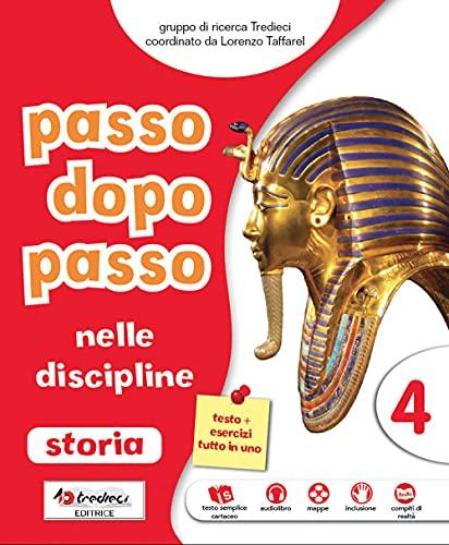 Passo dopo passo nelle discipline. Storia-Geografia. Per la Scuola elementare. Con e-book. Con espansione online (Vol. 4)