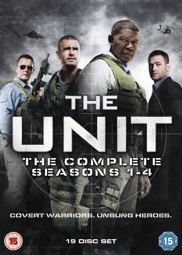 The Unit - Series 1-4 - Complete