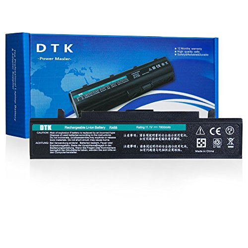 DTK AA-PB9NC6B AA-PB9NS6B AA-PB9NS6W AA-PB9NC6W AA-PB9MC6W Ultra Hochleistung Notebook Laptop Batterie Li-ion Akku für SAMSUNG RV408 RV508 RV411 RV511 RV515 RV510 R420 R430 R429 R440 R505 R466 r462 463 R468 R470 R480 R580 Q320 P230 P510 P580 [11.1V 6600MAH 9-CELLS]