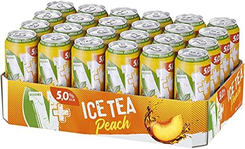 V+ Ice Tea Peach Biermischgetränk (24 x...