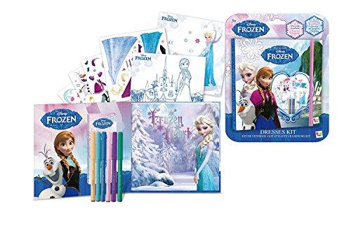 IMC Toys - 16019FR - Kit Artistique - Frozen