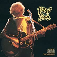 Real Live [In Europe, 1984] Live Edition by Dylan, Bob (1990) Audio CD