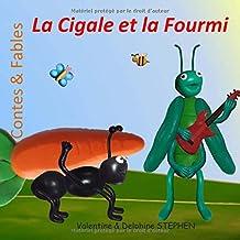 La Cigale et la Fourmi (Contes & Fables) (French Edition)