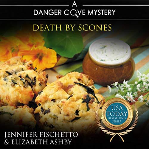 Couverture de Death by Scones
