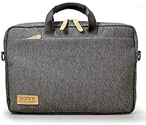 PORT DESIGNS TORINO Toploading 13.3 '' laptop bag, gray