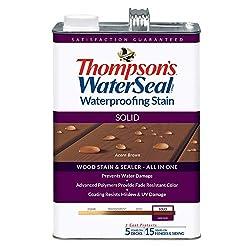 top rated THOMPSONS WATERSEAL TH.043841-16 Hard waterproof stain, acorn brown 2021