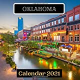 Oklahoma Calendar 2021