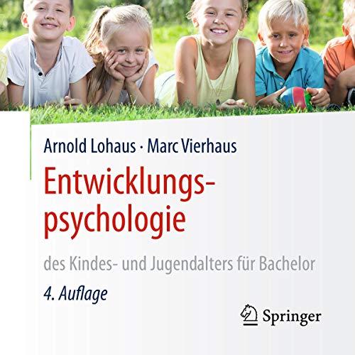 Entwicklungspsychologie des Kindes- und Jugendalters für Bachelor Titelbild