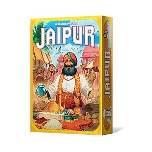 Space Cowboys - Jaipur – EIN Handels- und Kartenspiel für Zwei Spieler, Color (SCJAI01ES)