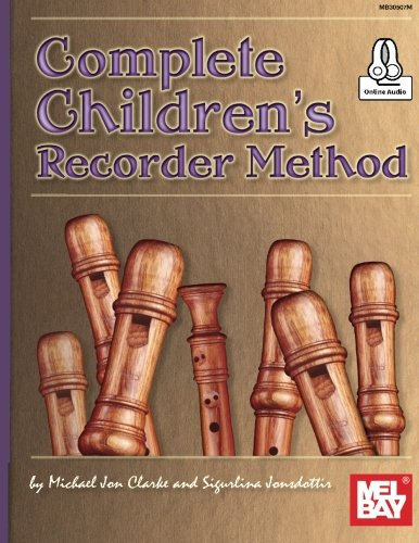 Price comparison product image Complete Children's Recorder Method