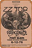 OSONA World Series Of Rock Zz Top Aerosmith Retro