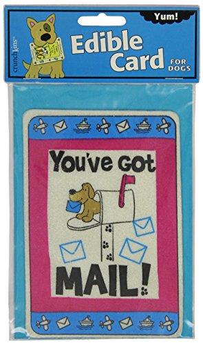 Crunchkins Comestible Crunch Card, You've Got Mail