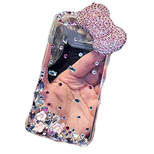 One Life ,one jewerly iphone6/6s Pink arco taladro cáscara del teléfono celular, cáscara del teléfono celular del silicón, (qué tipo de cáscara del teléfono móvil se necesita?