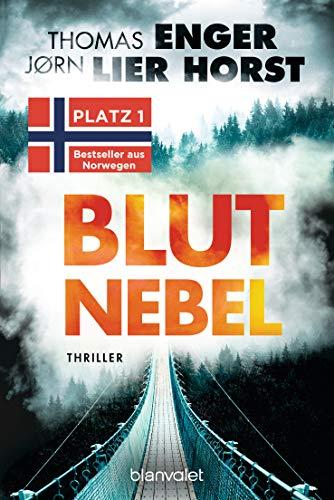 Blutnebel: Thriller (Alexander Blix und Emma Ramm 2)