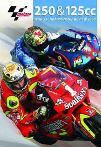 Moto GP 125/250 Review 2008 [Reino Unido] [DVD]